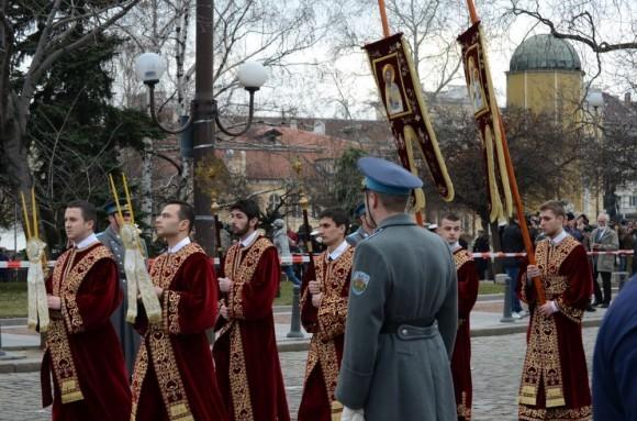 Интронизация Патриарха Болгарского Неофита (11)