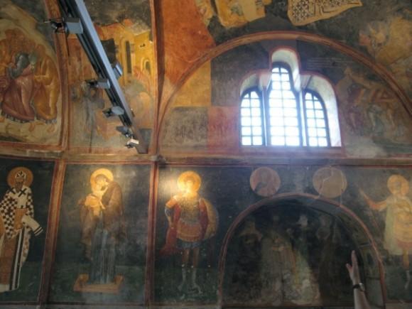Фрески параклисия