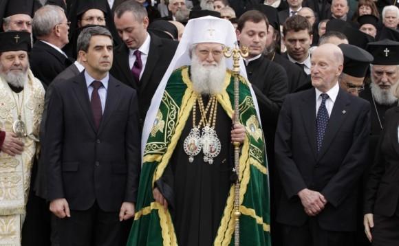 Интронизация Патриарха Болгарского Неофита (27)