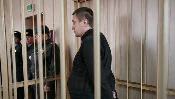 """Основатель религиозной секты """"Ашрам Шамбала"""" Константин Руднев в Новосибирском районном суде"""