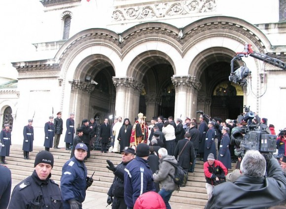 Интронизация Патриарха Болгарского Неофита (4)
