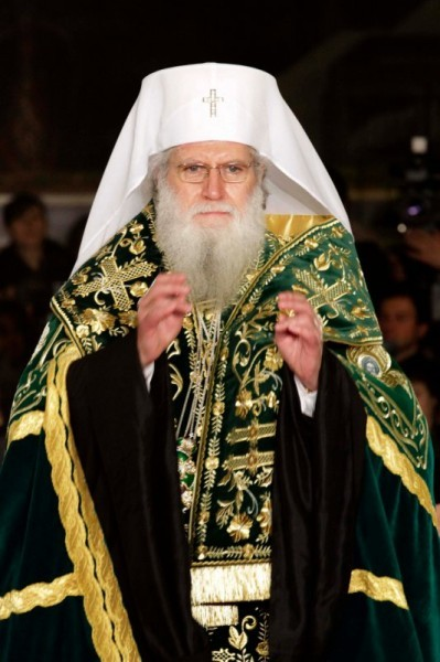 Интронизация Патриарха Болгарского Неофита (21)