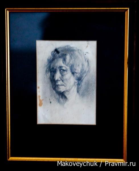 Николай Херкиладзе, «Портрет», 1975