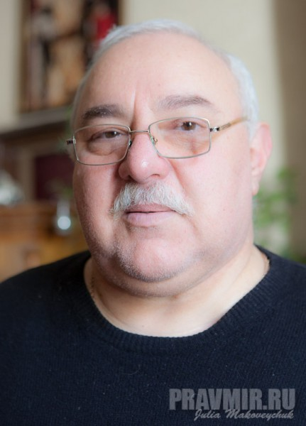 Зураб Варази. Фото Юлии Маковейчук