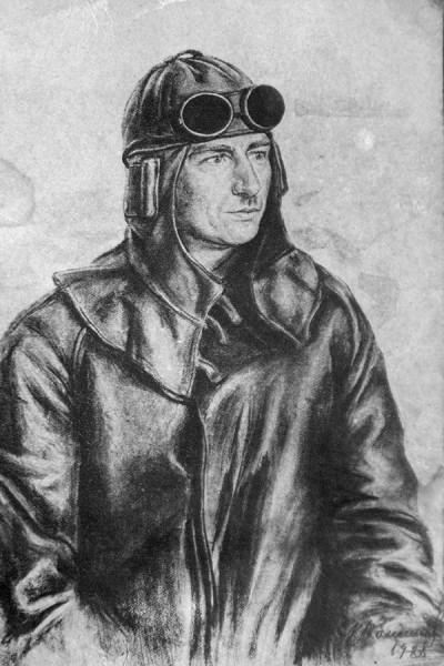 Михаил Сергеевич Бабушкин (6 октября 1893 - 18 мая 1938) - советский полярный летчик, Герой Советского Союза (27 июня 1937)