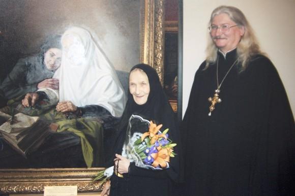 С духовником - протоиереем Владимиром Ригиным