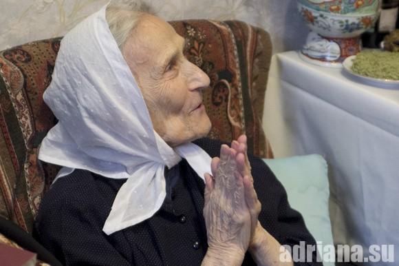 Последний день рождения. 90 лет. 12 декабря 2011 года. Фото Анны Даниловой
