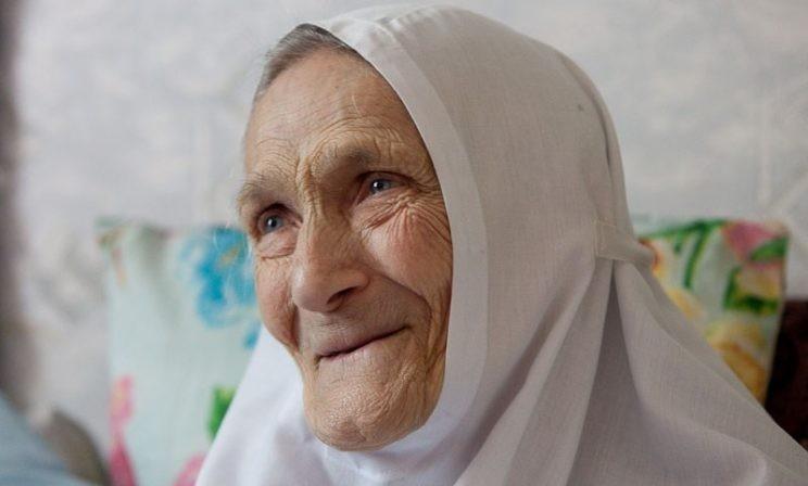 Майор Наталия – монахиня Адриана