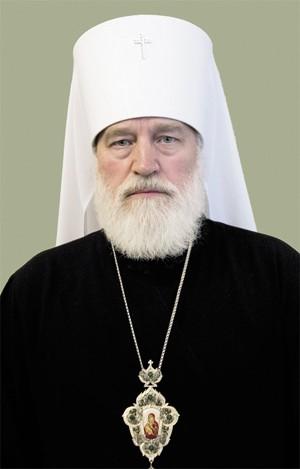 Митрополит Рязанский Павел