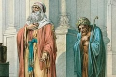 Внешняя праведность — тоже повод для покаяния