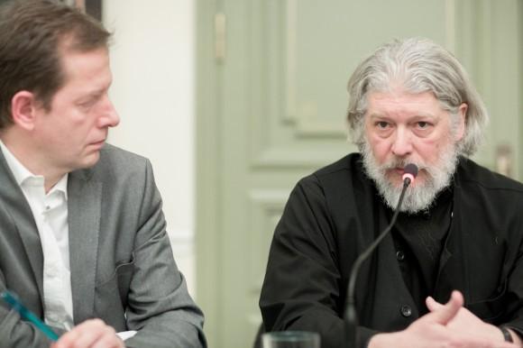 Жан-Франсуа Тири и протоиерей Алексий Уминский
