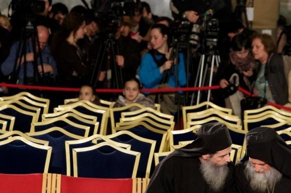 Интронизация Патриарха Болгарского Неофита (14)