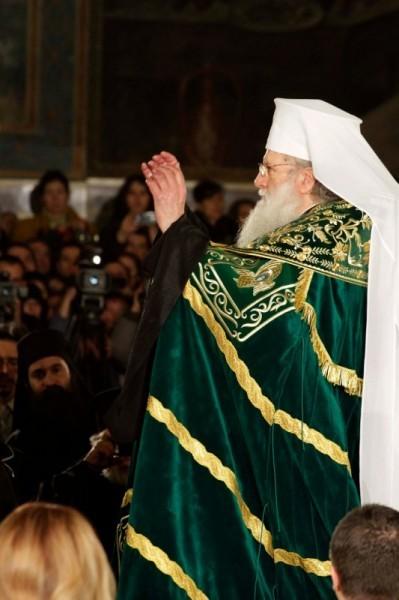 Интронизация Патриарха Болгарского Неофита (20)