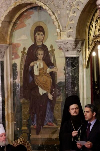 Интронизация Патриарха Болгарского Неофита (23)