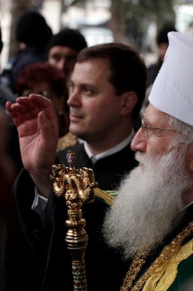 Интронизация Патриарха Болгарского Неофита (28)
