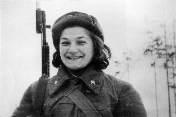 Декабрь 1941. Фотография для газеты