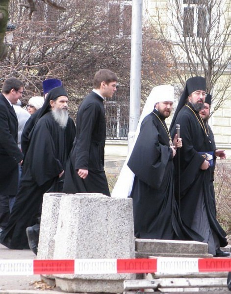 Интронизация Патриарха Болгарского Неофита (1)