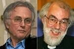 Ричард Докинз проиграл дебаты архиепископу Роуэну Уильямсу