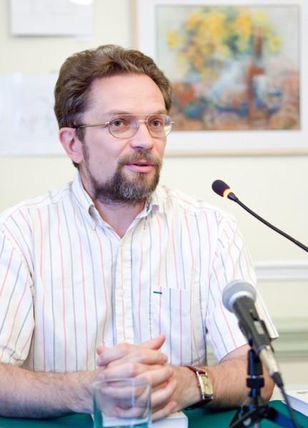 Андрей Десницкий. Фото Анны Гальпериной