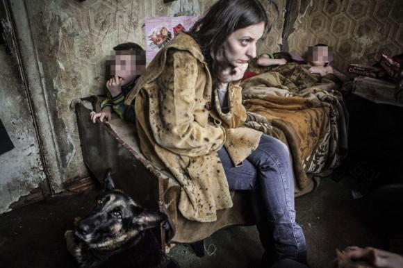 Волонтер Юля в гостях у семейства Голиковых Дмитрий Марков