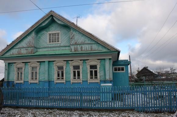 В этом доме живут отец Игорь и матушка Людмила
