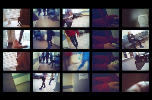 Кадры, сделанные корреспондентом «МН» с помощью скрытой камеры