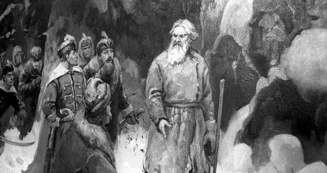 Доклад на тему кто такой иван сусанин 1652