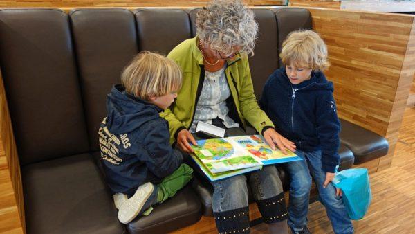 стихи про бабушку от внуков