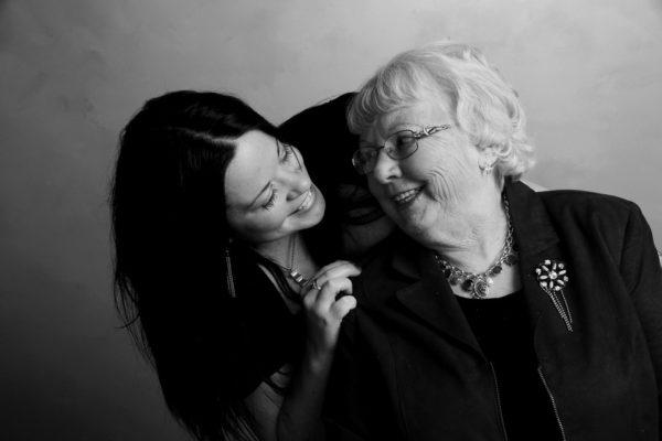 Стихи про бабушку от внучки