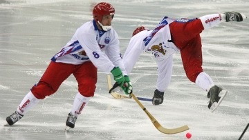 В Москве пройдет турнир по хоккею с мячом на кубок Патриарха
