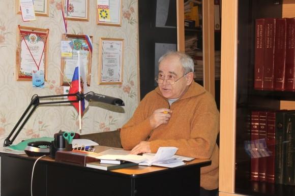 Корреспондент Валерий Ремизов