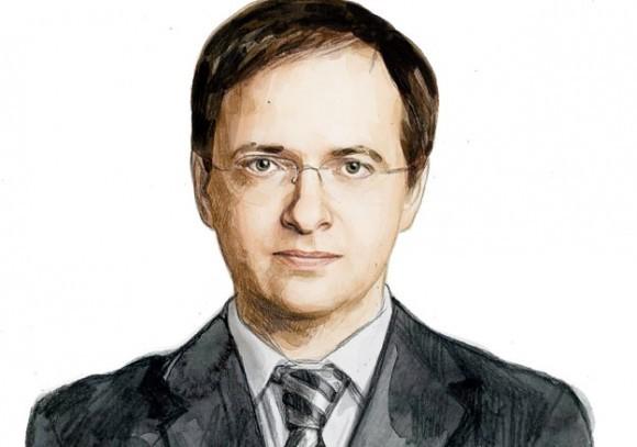 Владимир Мединский, глава Минкульта РФ; Фото Варвара Гранкова, Ведомости