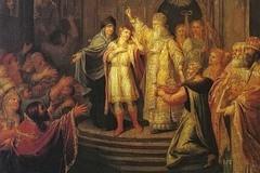 Как выбирали царя