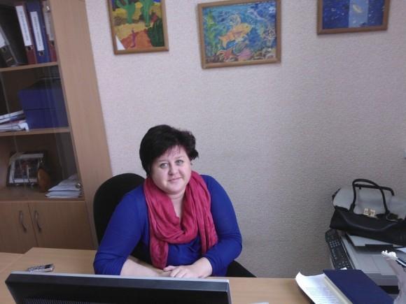 Лена Назарова, начальник отдела по защите прав несовершеннолетних, опеке и попечительству департамента образования Орловской области Анна Старобинец