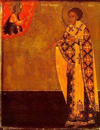 Святитель Никита, епископ Новгородский: житие, икона, молитва