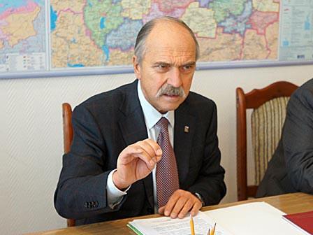 Депутат Владимир Пехтин. Фото: rospres.com