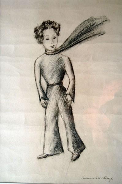 Консуэло де Сент-Экзюпери. Рисунок, сделанный задолго до написания сказки «Маленький принц» AFP/East News