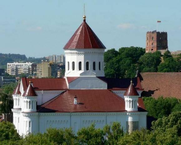 Пречистенский кафедральный собор в Вильнюсе
