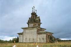 Любовь английского фотографа к деревянным храмам Русского Севера (ФОТО)
