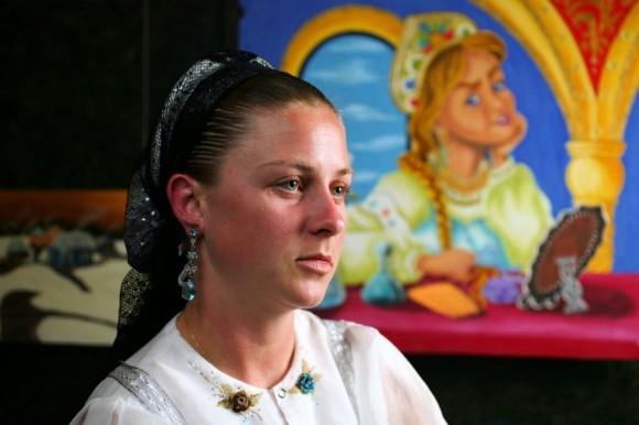 Капитолина Бодунова, художник-старообрядка из Уругвая