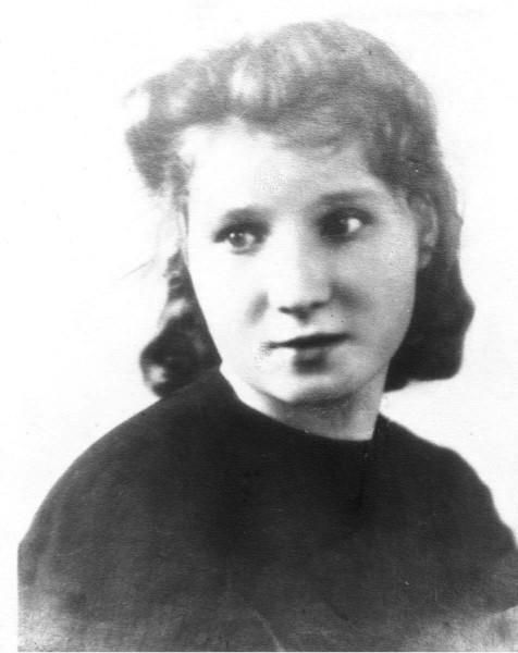 Валентина Щукина