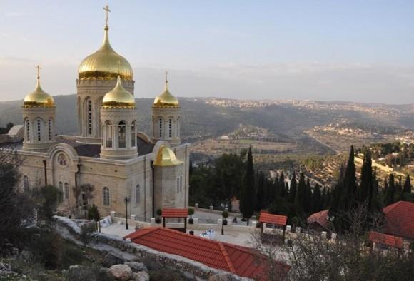 Русский Горненский женский монастырь на Святой Земле