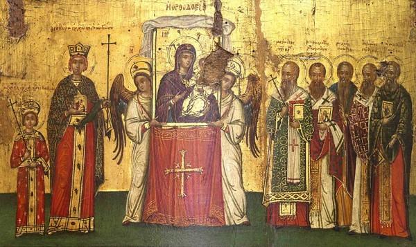Когда торжествует православие? (+Видео)