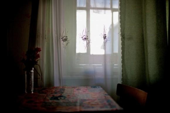 Интерьер дома семьи русских немцев из Сыктывкара