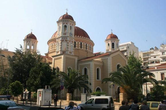 Митрополичий собор в честь свт. Григория Паламы в Салониках