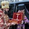 В Пятигорск навечно принесена частица Креста Господня (+Видео)