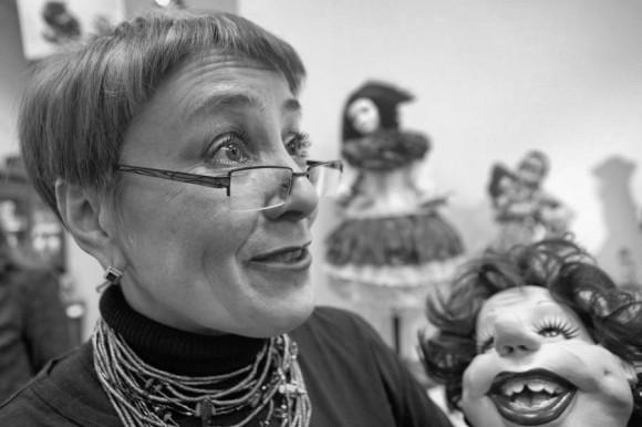 Ирина Захарова, художник, дизайнер, кукольник