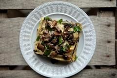 Постная еда с Анной Людковской: грибы