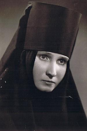 Монахиня Георгия (Щукина)