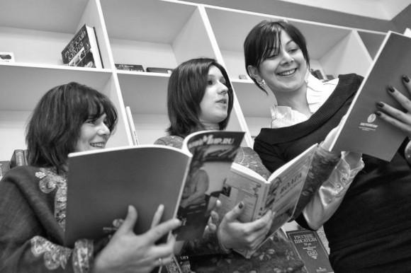Будущие преподаватели русского языка